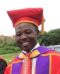 Dr. Paul Kimbi, Coordinateur Traduction, Wycliffe, Région Afrique